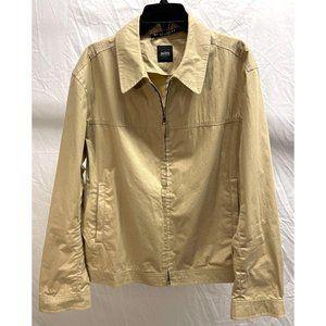 Hugo Boss Carlet Tan Unlined Jacket 48 R